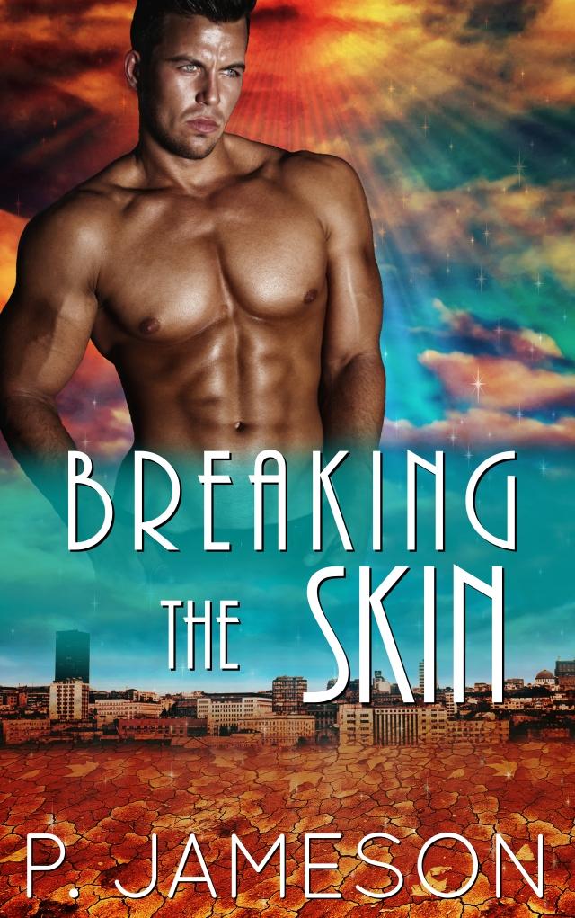 Breaking the Skin mockup